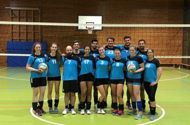 TSV1 Volleyball_Mannschaftsbild