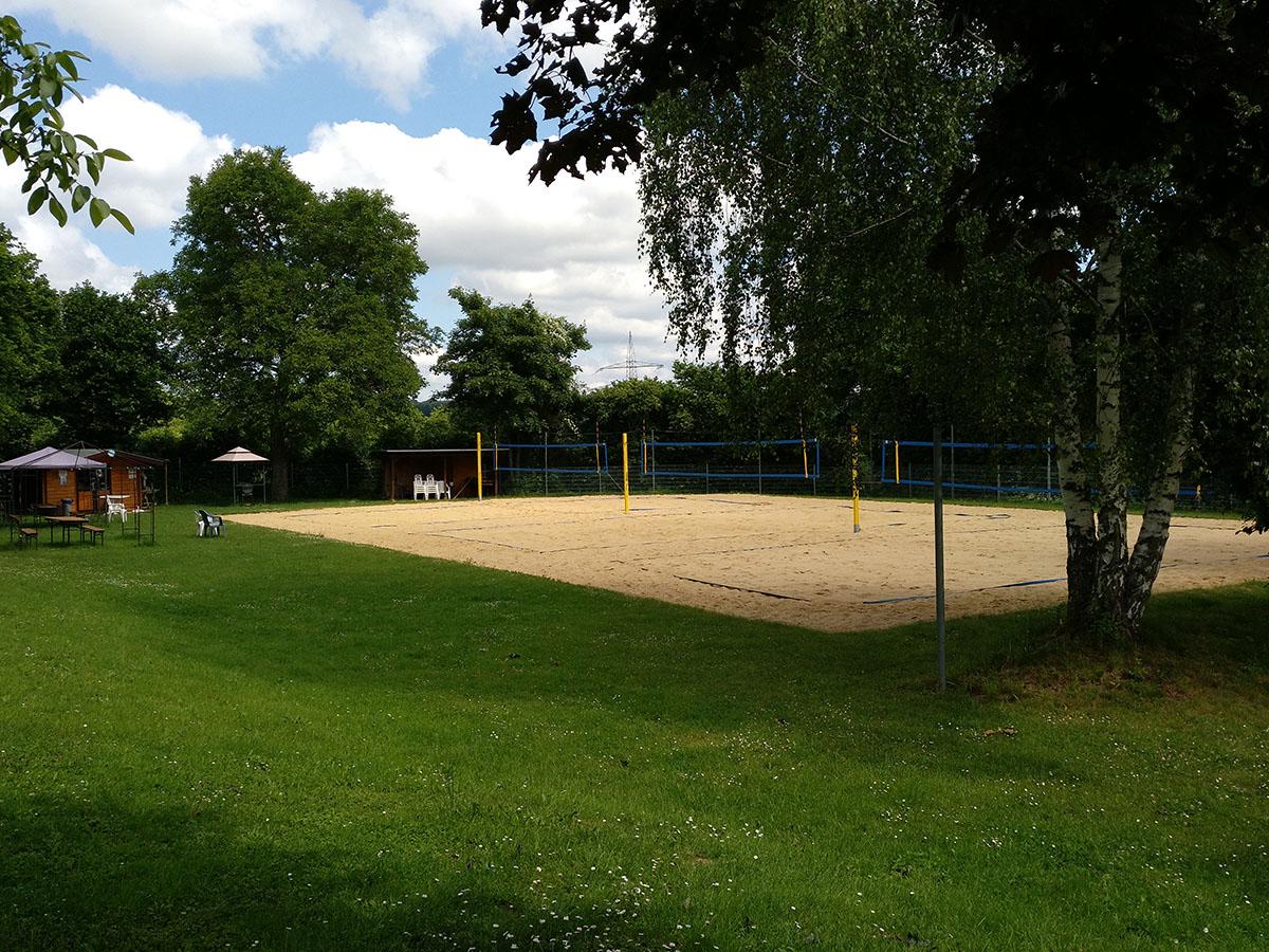 Volleyballfeld 1